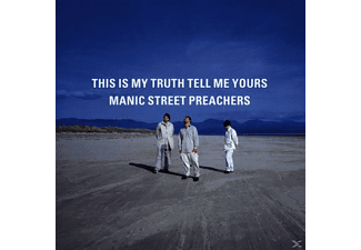 Manic Street Preachers - THIS IS MY TRUTH TELL ME YOURS - (CD)