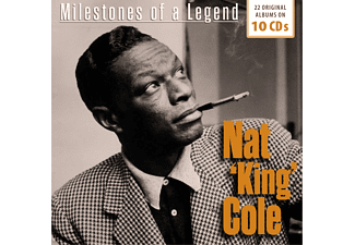Nat King Cole - 22 Original Albums - (CD)