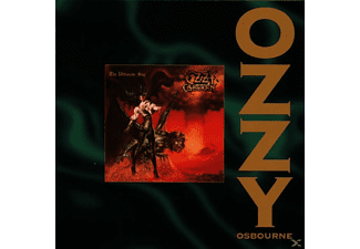 Ozzy Osbourne - THE ULTIMATE SIN - (CD)
