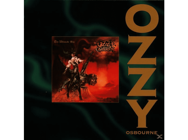 Ozzy Osbourne - THE ULTIMATE SIN [CD]