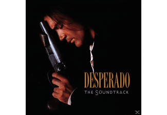 The Original Soundtrack - Desperado - The Soundtrack - (CD)