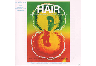 VARIOUS - Hair - (CD)