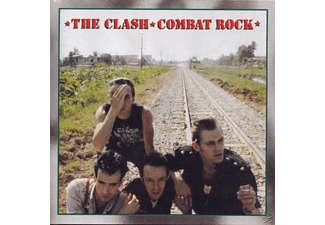 The Clash - COMBAT ROCK - (CD)