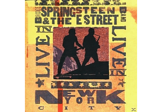 Bruce & The E Street Band Springsteen - Live In New York City [CD]