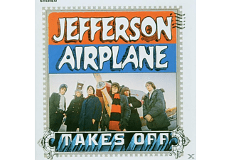 Jefferson Airplane - TAKES OFF - (CD)