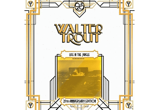 Walter Trout - Life In The Jungle-(25th Anniversary Series) - (Vinyl)