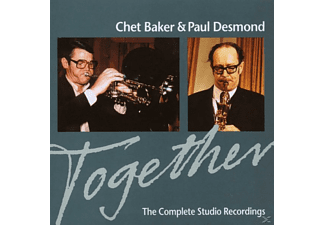 Chet Baker - Together - (CD)