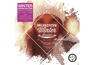 VARIOUS - Winter Sessions 2016 - (CD)