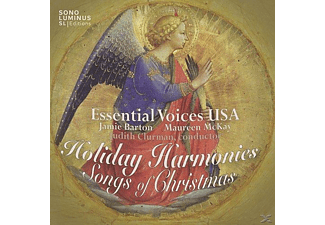Barton, Jamie/Mckay, Maureen/Clurman, Judith - Essential Voices Usa - (CD)