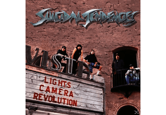 Suicidal Tendencies - LIGHTS CAMERA REVOLUTION - (CD)