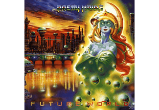 Pretty Maids - FUTURE WORLD - (CD)