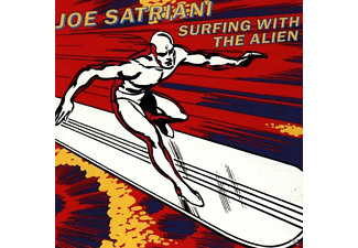 Joe Satriani - Surfing With The Alien [CD]