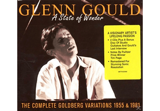 Glenn Gould - Glenn Gould-The Complete Goldberg Variations (195 - (CD)