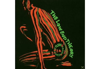 A Tribe Called Quest - THE LOW END THEORY - (CD)
