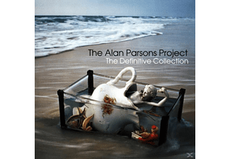 The Alan Parsons Project - The Definitive Collection/Intl - (CD)