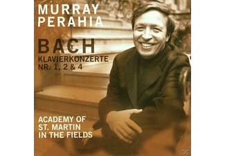 Perahia Murray - Keyboard Concertos Vol.1 - (CD)