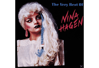 Nina Hagen - THE VERY BEST OF NINA HAGEN - (CD)