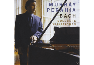 Perahia Murray - Goldberg-Variationen Bwv 988 - (CD)