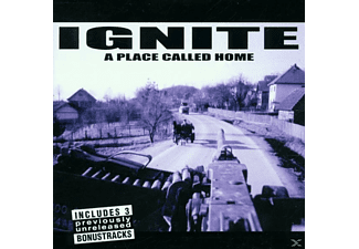 Ignite - A Place Called Home - (CD)