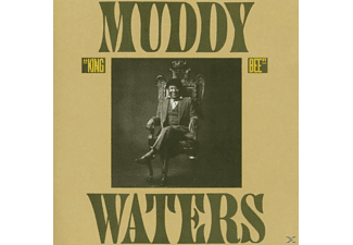 Muddy Waters - King Bee - (CD)