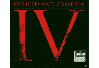 Coheed and Cambria - Good Apollo, I'm Burning Star Iv, Volume One:  Fro - (CD)