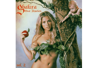 Shakira - Oral Fixation Vol.2 - (CD)