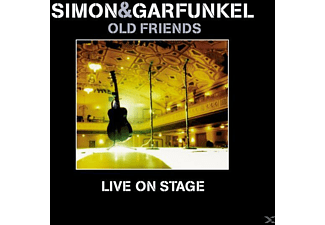Simon & Garfunkel - Old Friends Live On Stage - (CD)