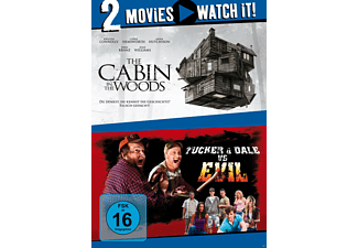 Cabin in the Woods, Tucker & Dale - (DVD)