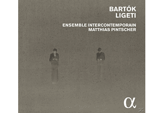 Ensemble Intercontemporain - Bartok/Ligeti: Contrasts / Sonate / Konzerte - (CD)