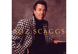 Boz Scaggs - HITS! - (CD)