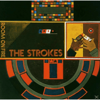 The Strokes - ROOM ON FIRE [CD]