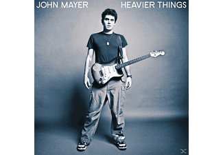 John Mayer - HEAVIER THINGS - (CD)