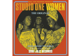 VARIOUS - STUDIO ONE WOMEN - (Vinyl)