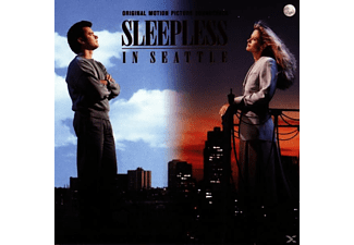 VARIOUS - Sleepless In Seattle - (CD)