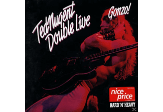 Ted Nugent - Double Live Gonzo - (CD)