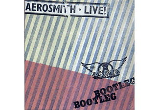 Aerosmith - LIVE! BOOTLEG - (CD)