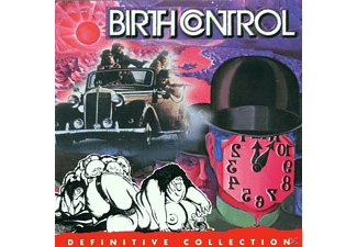 Birth Control - DEFINITIVE COLLECTION - (CD)