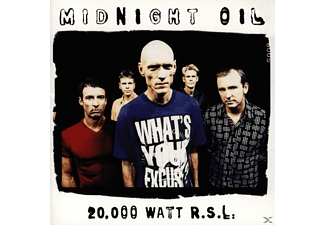 Midnight Oil - 20000 WATT RSL-THE MIDNIGHT OIL COLLECTION - (CD)