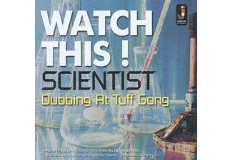 Scientist - Watch This Dubbing At Tuff Gong - (Vinyl)