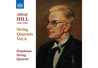 Dominion String Quartet - Streichquartette Vol.6 - (CD)