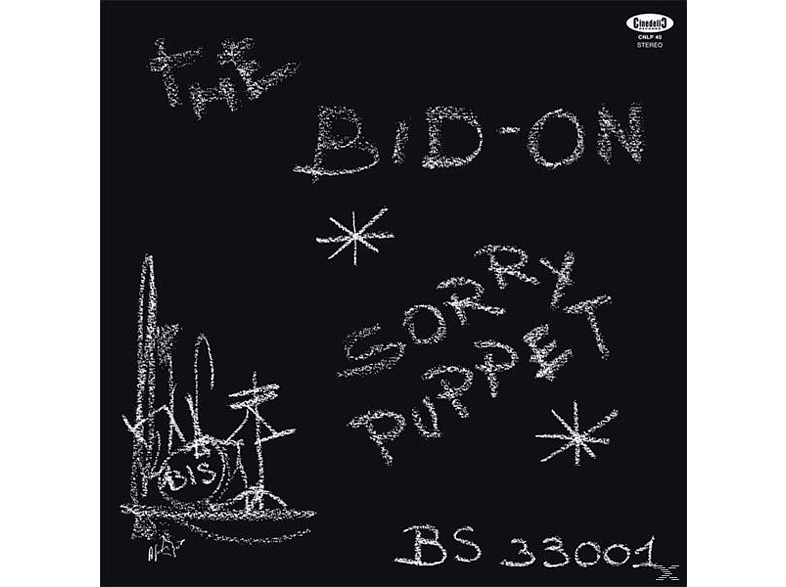 Bid-on (giuliano Sorgini) - Sorry Puppet [Vinyl]