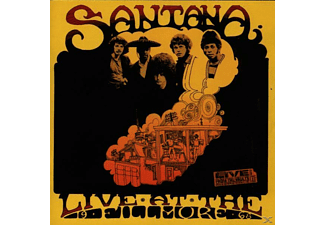 Carlos Santana - Live At The Fillmore-1968 [CD]