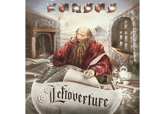 Kansas - LEFTOVERTURE [CD]