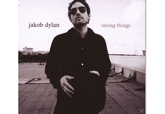 Jakob Dylan - SEEING THINGS - (CD)