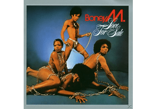 Boney M. - Love For Sale - (CD)