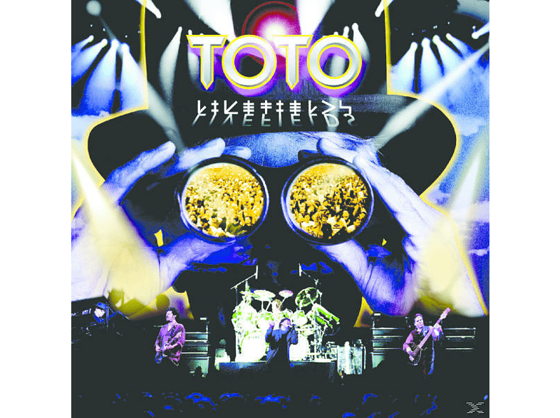 Toto - LIVEFIELDS [CD]