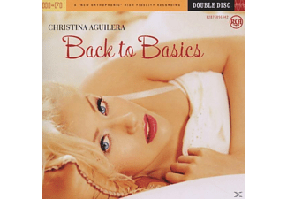 Christina Aguilera - Back To Basics - (CD)