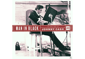 Johnny Cash - Man In Black - The Very Best Of Johnny Cash - (CD)