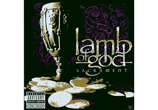 Lamb Of God SACRAMENT Rock/Pop CD