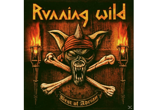 Running Wild - BEST OF ADRIAN - (CD)